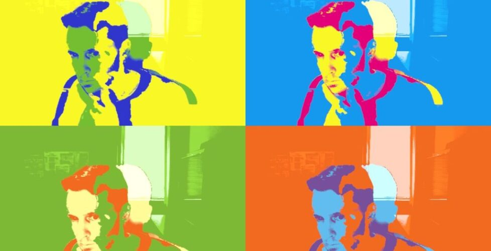 Pop-Art-Brett